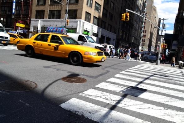 Taxi / New York