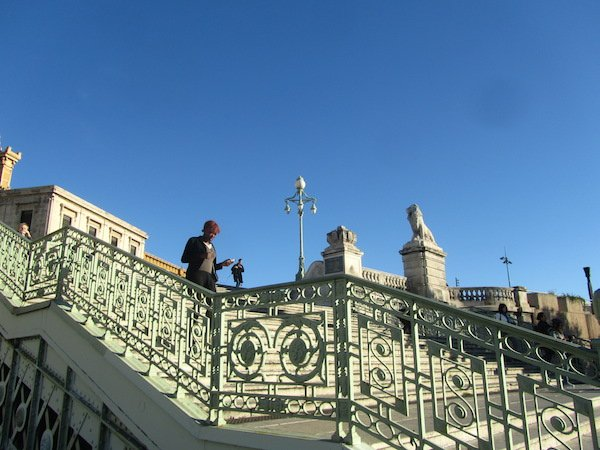 Marseille_Bahnhof