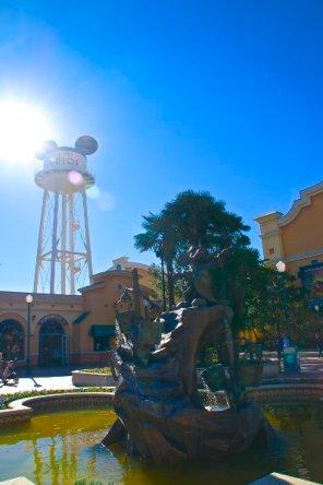 Walt Disney Studios: Frontlot mit Zauberlehrling Mickey