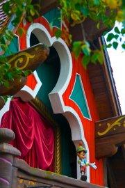 Fantasyland: Le Voyage de Pinocchio