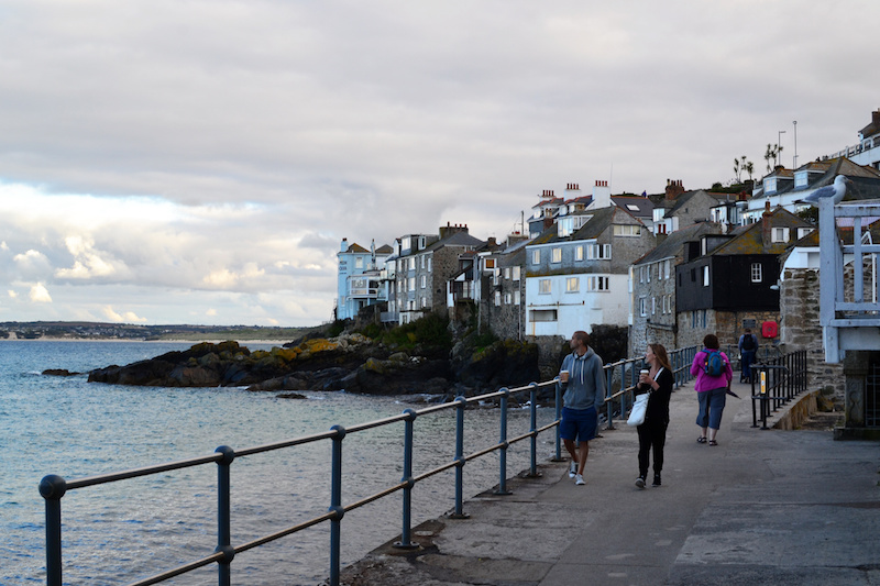 Abendspaziergang in St. Ives