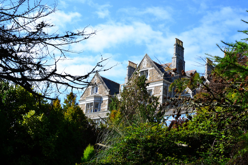 Mein Mansion in St. Ives, Cornwall