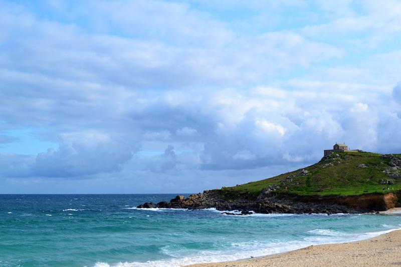 Der zweite Strand von St. Ives