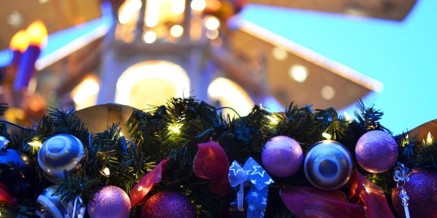 Weihnachten in München: Christkindlmarkt am Rindermarkt