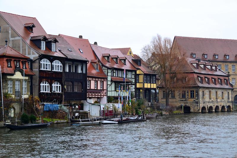 Klein Venedig: Bamberg am Fluss