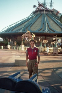 Throwback to 2005: Cast Member im Disneyland Paris