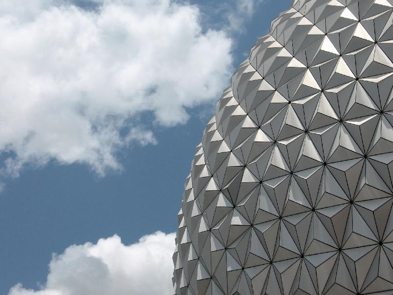 Cast Member in Walt Disney World: Epcot