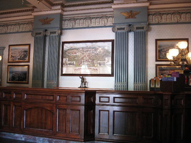 Mein Arbeitsplatz als Cast Member im Disneyland Paris: die City Hall