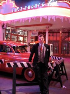 Throwback to 2007: Cast Member im Disneyland Paris