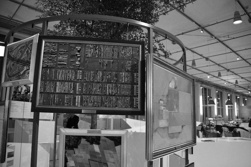 Immer wieder widmet sich das Deutsche Museum aktuellen Themen, wie hier dem Anthropozän