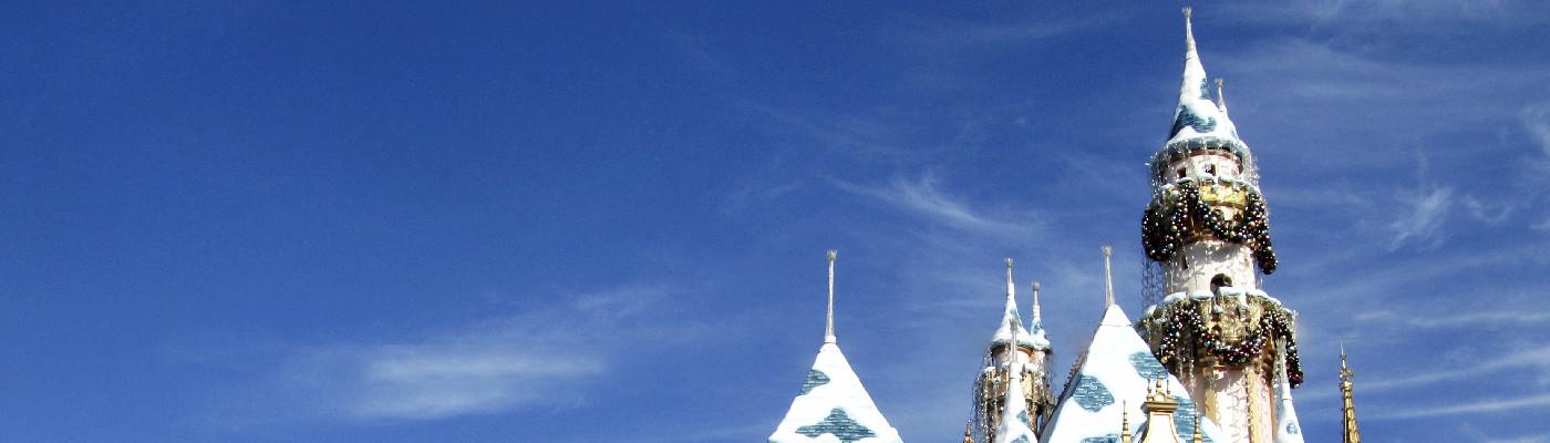 Der glücklichste Ort auf Erden(TM): Disneyland