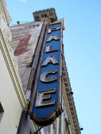 Einst Herz der Stadt: der Broadway von Los Angeles