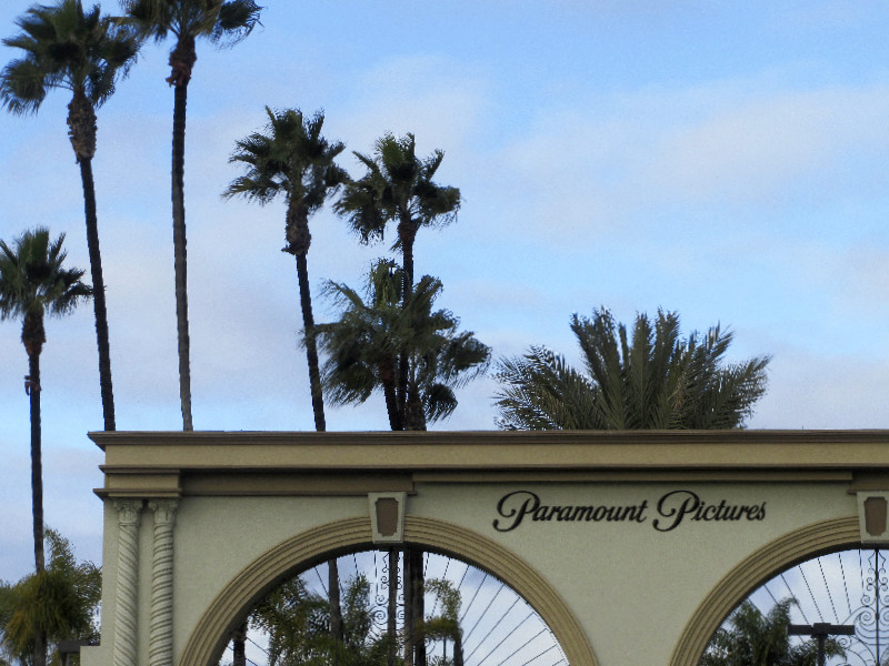 Die Paramount Studios in Los Angeles