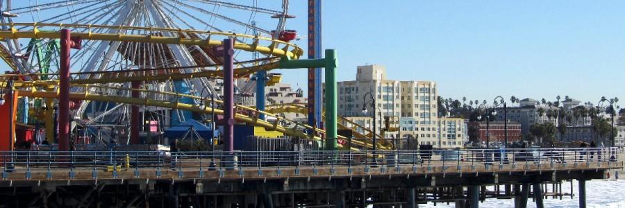 Der Santa Monica Pier