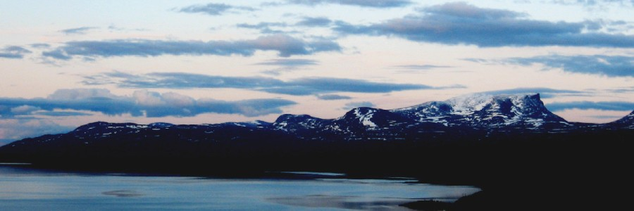 Zurück nach Lappland