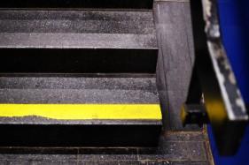 Stufen, U-Bahn-Halt Universität