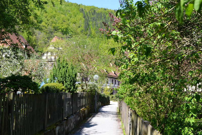 Unterwegs in Blaubeuren