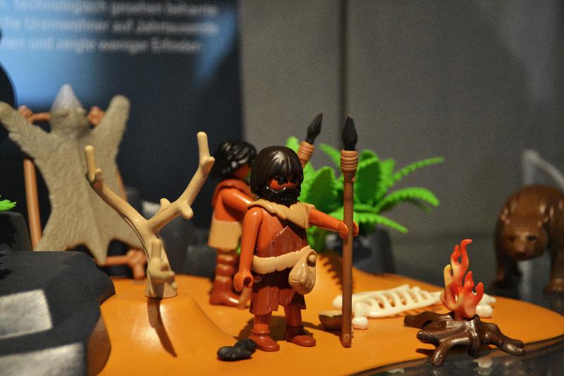 So lebte es sich vor Jahrtausenden - im Urzeitmuseum, Blaubeuren