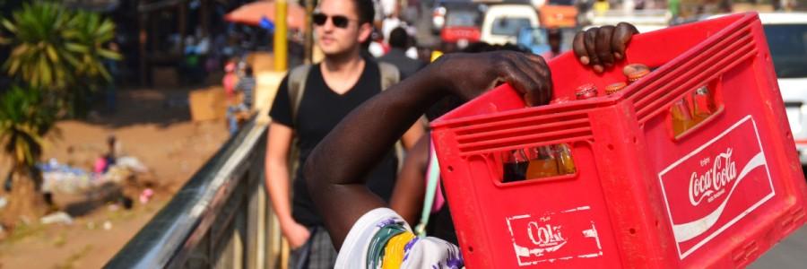 Spaziergang durch Lilongwe, Hauptstadt von Malawi