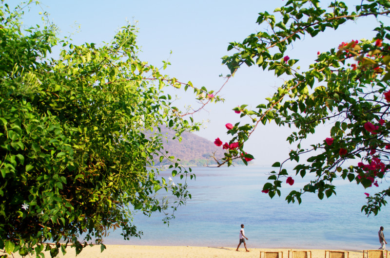 Relaxen in Cape Maclear, Lake Malawi