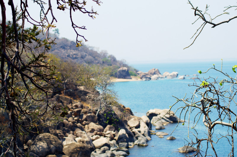 Wandern im Lake Malawi Nationalpark mit