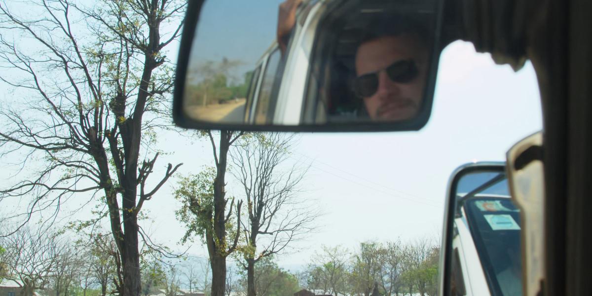 Unterwegs in Malawi im Minibus