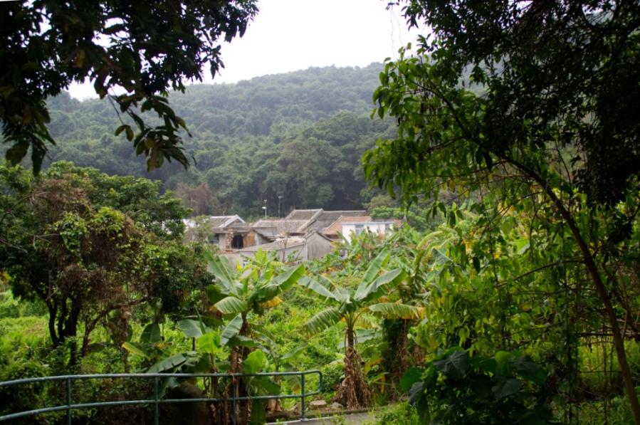 Hongkong: Dorf auf Lamma Island
