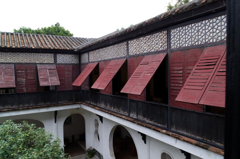 Macau: das Haus des Mandarin