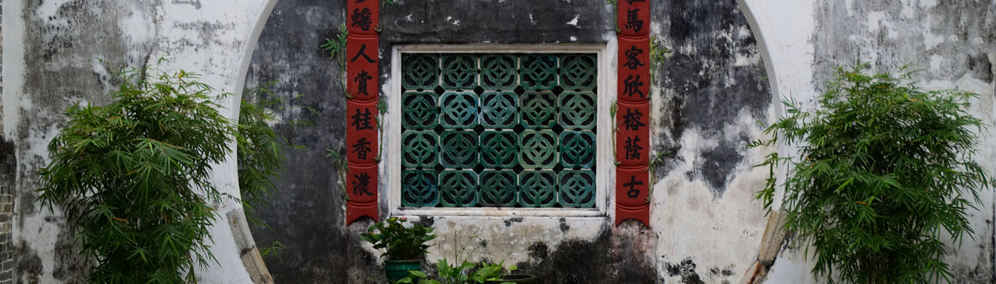 Macau hat mich richtig positiv überrascht...