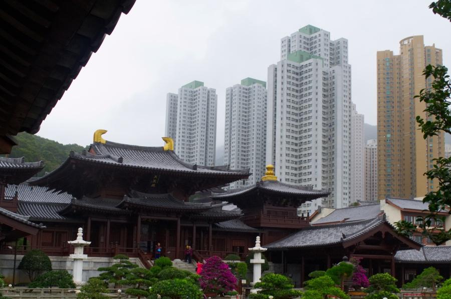 Hongkong: Das Chin Lin Nonnenkloster