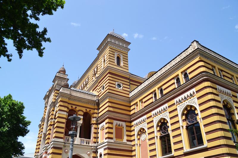 Opernhaus in Tiflis
