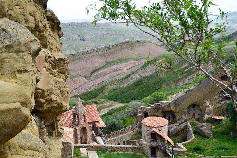 Kloster David Gareja in Georgien