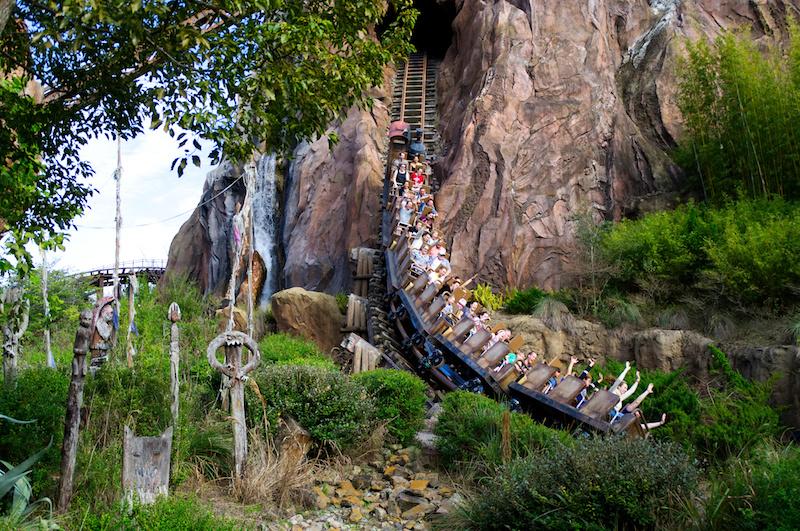 Expedition Everest in Disney's Animal Kingdom