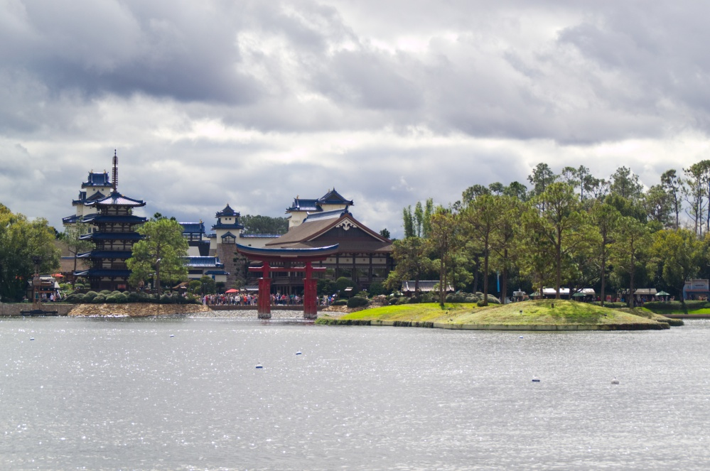 Japan in Epcot