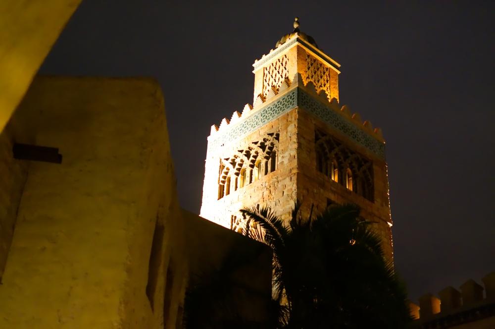 Die Medina von Marokko in Epcot