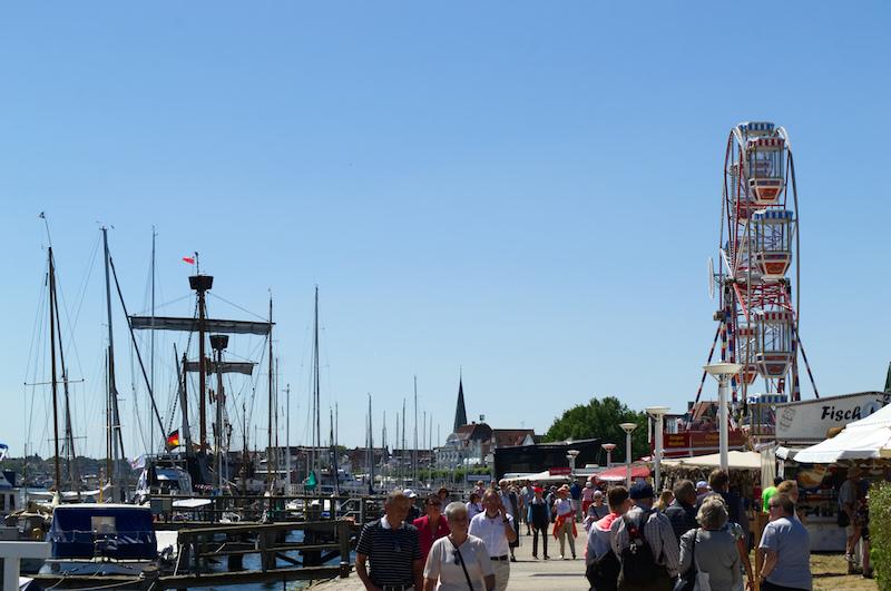 Volksfest in Travemünde