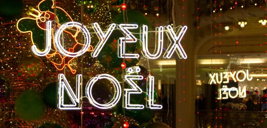 Neon: Joyeux Noel