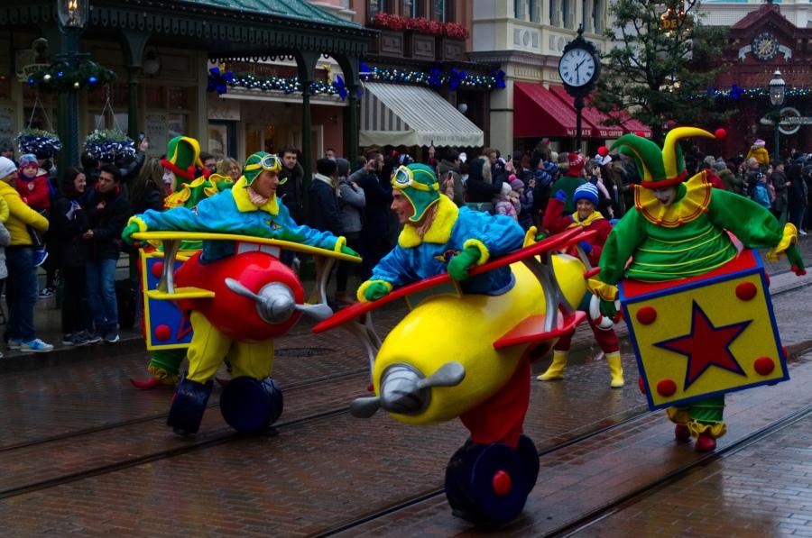Disney's Weihnachtsparade