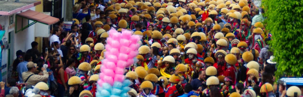 Die Fiesta Grande de Enero in Chiapa de Corzo