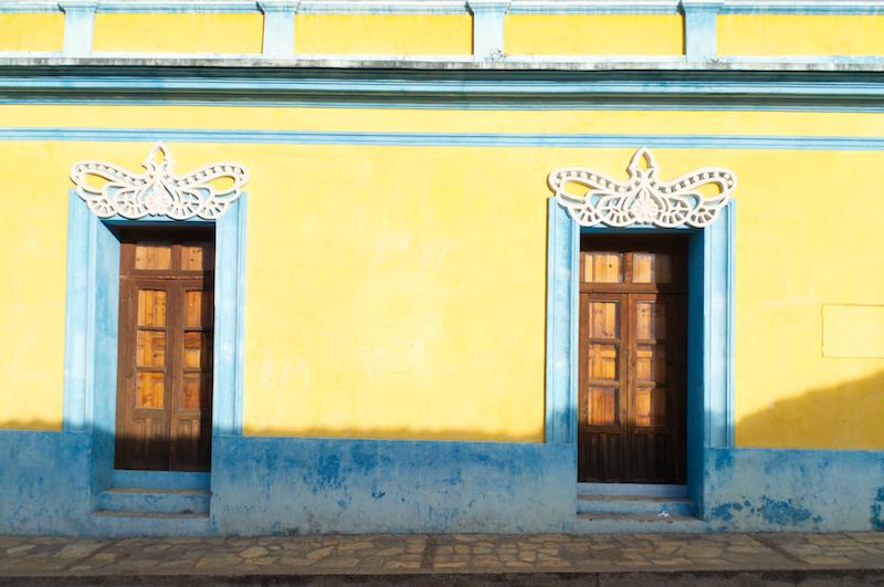 Türen in San Cristobal