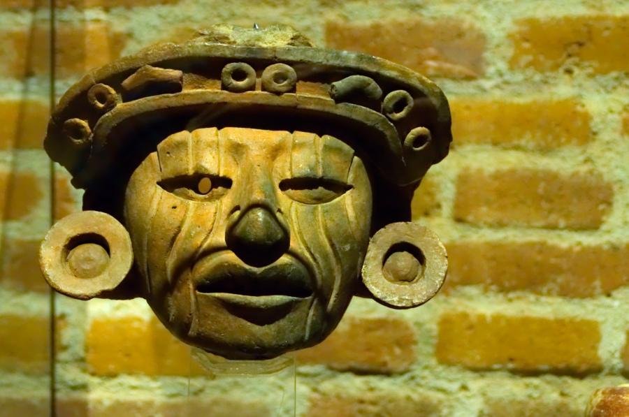 Zapoteken-Maske