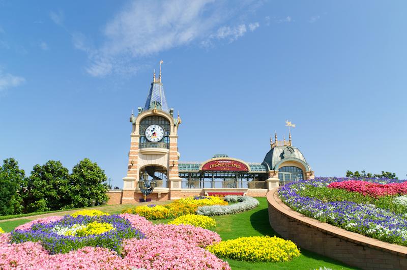 Der Eingang zum Shanghai Disneyland Themenpark