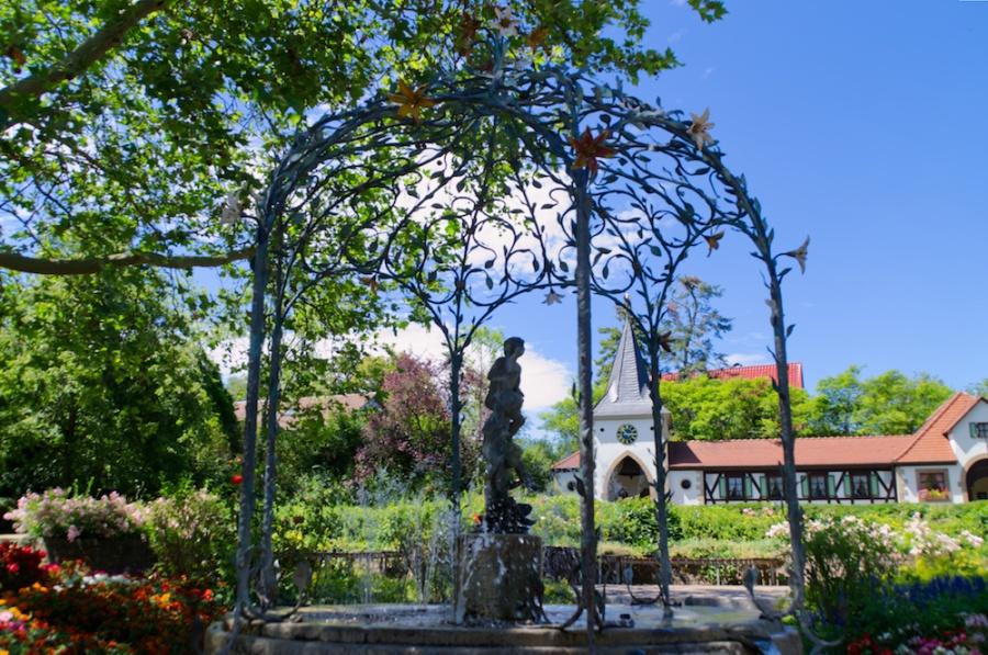 Die Gärten in Tripsdrill