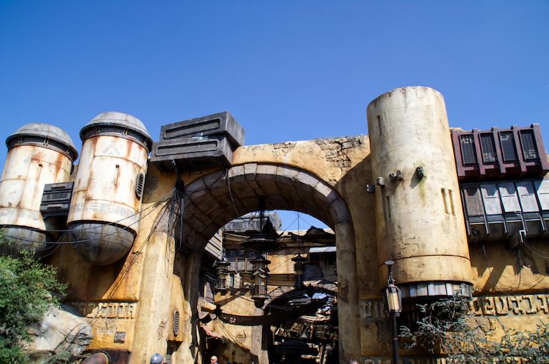 Die Tore zur alten Stadt