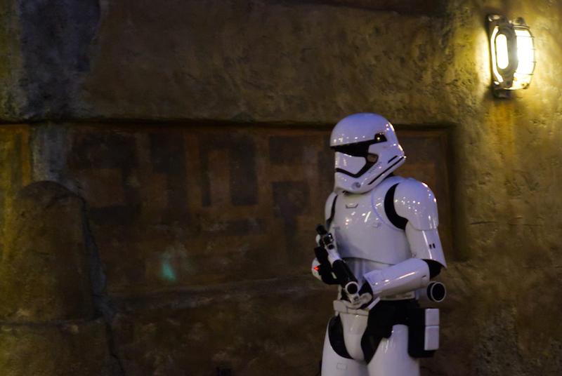 Ein Stormtrooper