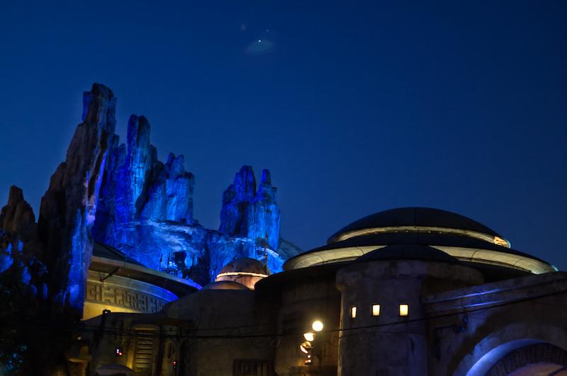 Nacht auf Batuu